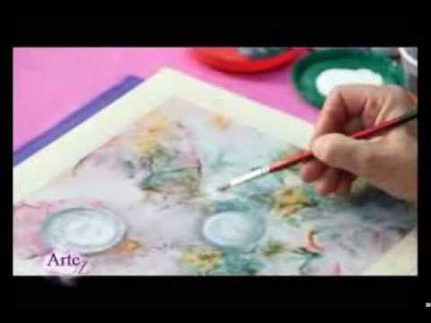 Laura Alcázar realiza un pañuelo de seda, Utilisima, Bien simple - YouTube