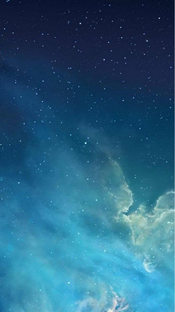 Blue Sky Iphone Stars Wallpaper Wallpaper Pinterest Wallpaper