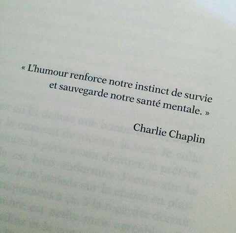 L'humour selon Charlie Chaplin