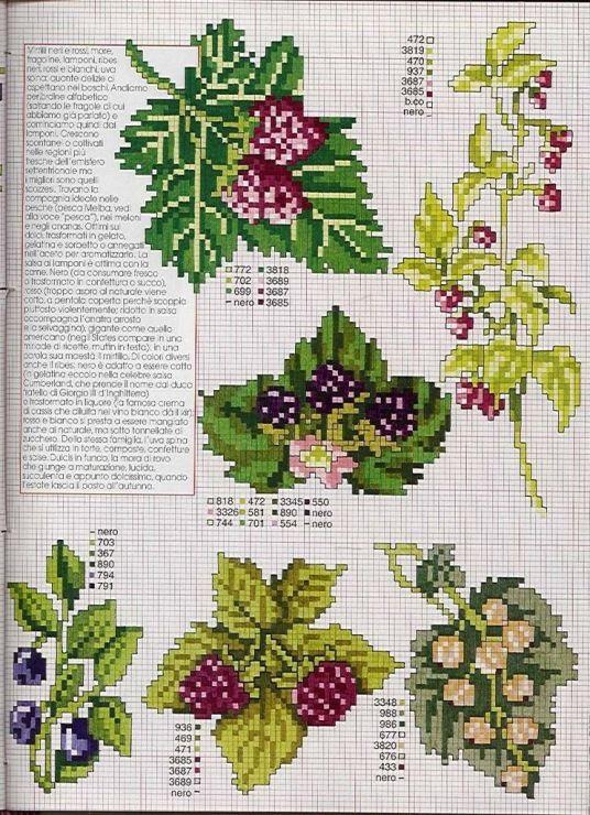 Gallery.ru / Фото #85 - EnciclopEdia Italiana Frutas e verduras - natalytretyak