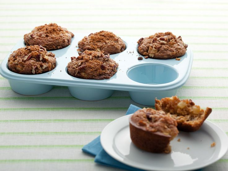 These Apple Muffins have everything you love about a morning treat, without all the calories!