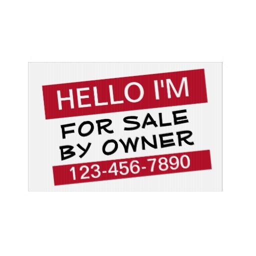 for sale by owner sign template - 40 best images about business products on pinterest