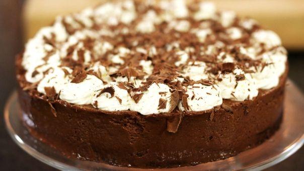 Eén - Dagelijkse kost - chocolademoussetaart