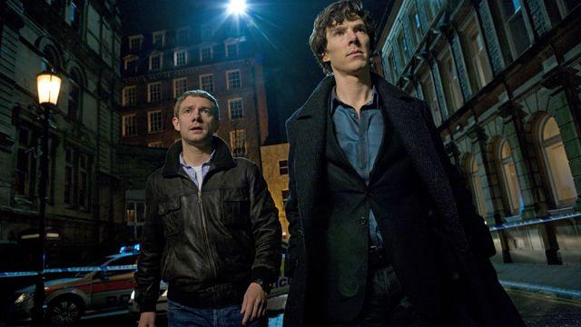 <3Sherlock Bbc, Martin Freeman, Sherred Locks, Seasons, Ripper Street, Bbc Sherlock, Steven Moffat, Sherlock Holmes, Benedict Cumberbatch