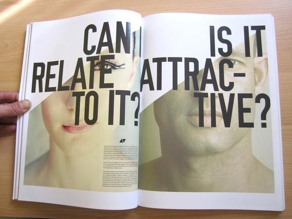 Magazine Layout Inspiration