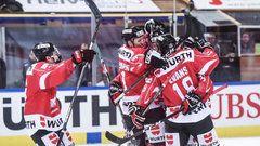 Spengler Cup Final: Switzerland 0, Canada 3
