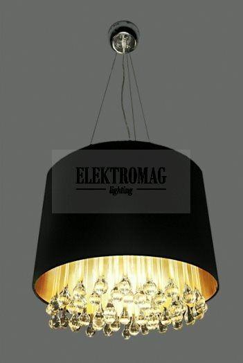 Maxlight Lampa wisząca Venezia CX4313 : Lampy wiszące : Sklep internetowy Elektromag (#glamour #lamp)