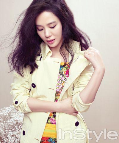 Kim Hyun Joo by Hyea W Kang for INSTYLE Korea Mar...