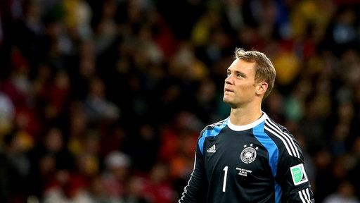 Manuel Neuer | Bildquelle: dpa