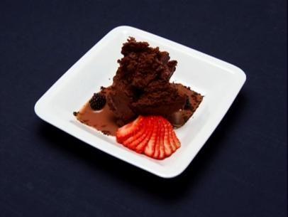 Guatemala San Sebastian Coffee Chocolate Mousse Recipe | Robert Irvine | Food Network