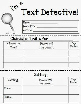 A compilation of the best ideas I've  seen for an awesome detective classroom theme.