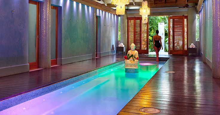 Ive been here, ahhh so relaxing in paradise! <3 Couples Swept Away Oasis Spa :)