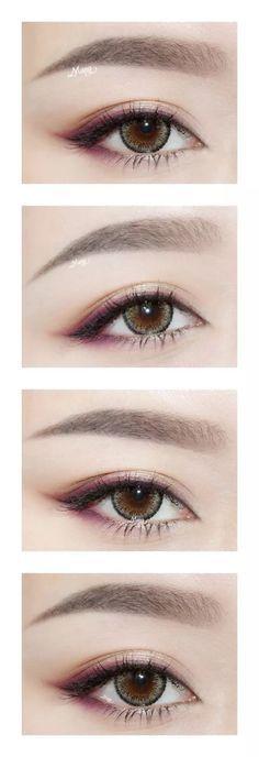 Eye Makeup - Sexy eye make up #make up #idea - Ten (10) Different Ways of Eye Makeup