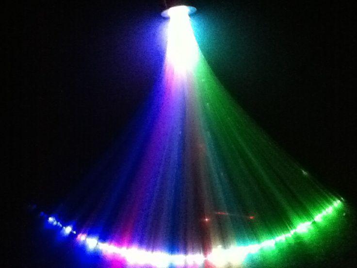 Láthatattlan helyról jövő fény