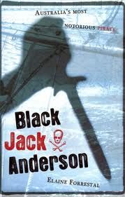 Historical fiction based on a true story. Black American Jack Anderson, who is a  pirate, lands in 1830s Western Australia. He experiences all the colony has to offer.
