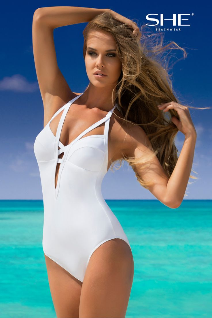 ZARA SWIMSUIT. ZARA is a one-piece swimsuit for ladies who want to feel themselves modern and comfortable at the same time. Originally designed neck ties accompanied by long narrow cut lift and shape the breast. Classical and full from backside, it helps to hide any disadvantages.