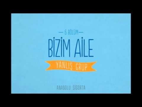 "Anadolu Sigorta - ""Bizim Aile"" WhatsApp Sitcom"