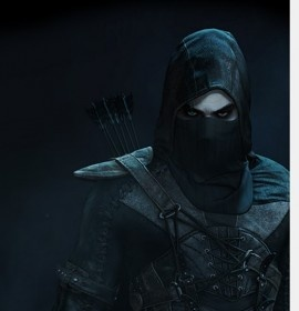 Here's the announcement trailer for Thief, in development for PC, PlayStation 4 and other next-generation consoles.