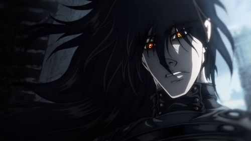 Hellsing - Alucard on We Heart It