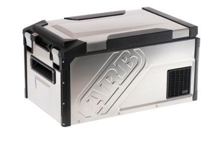 ARB Elements Fridge Freezer - 63 qt. Stainless/Black