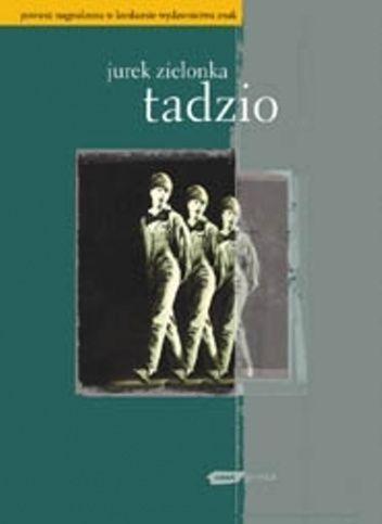 Okładka książki Tadzio