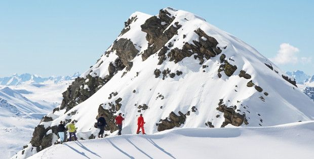 ESF : Vivez la montagne autrement avec la raquette à neige. Sympa, convivial, l'air pur,... que du bonheur !