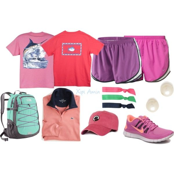 """""""Overnight Camp Trip."""" by xipiamin on Polyvore"""