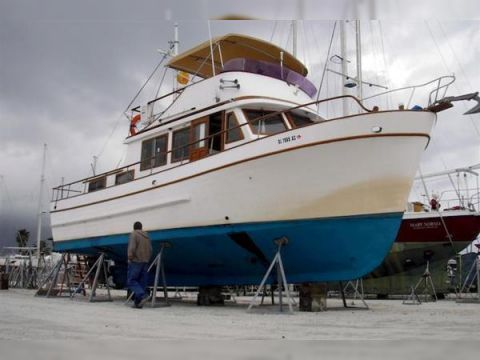 Marine Trader Trawler for sale - Daily Boats | Buy, Review, Price, Photos, Details