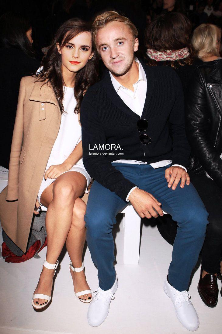 Emma And Tom By Lalamora On Deviantart I Prolly Shouldn't, But I