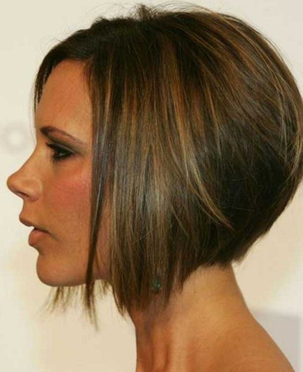 Victoria Beckham Sarı Kısa Kesim Saç Modeli