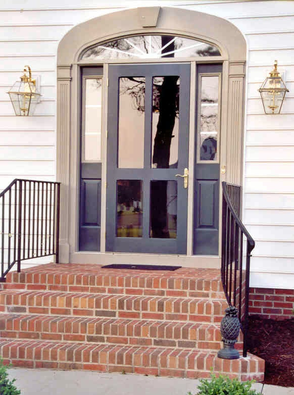 221 best Screen & Storm Doors images on Pinterest | Storm doors ...