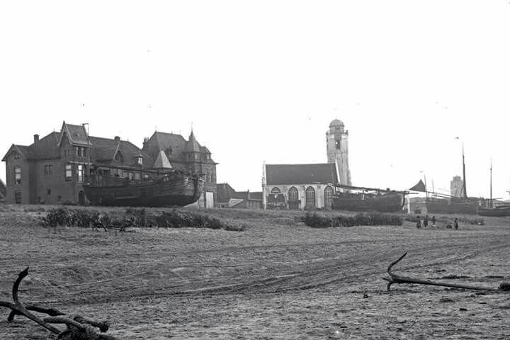 Katwijk before