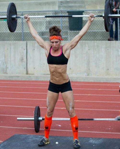 CrossFit I can't wait to get back.