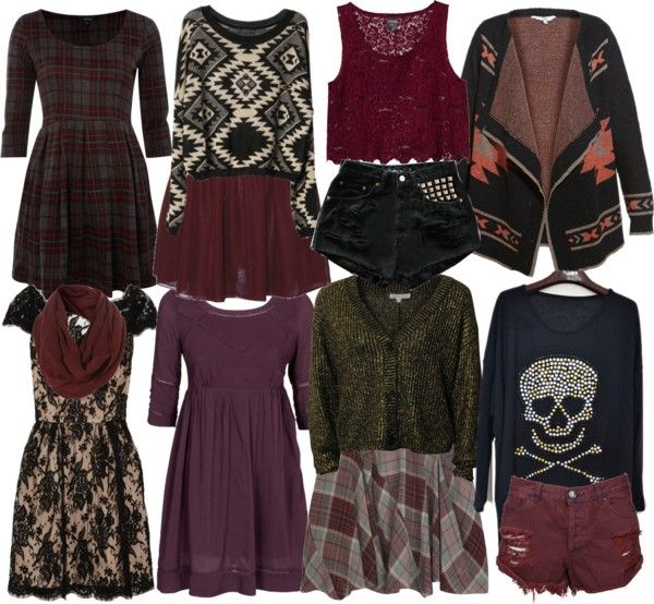 ♡ Romantic Fawn ♡: How To Dress Like Aria Montgomery