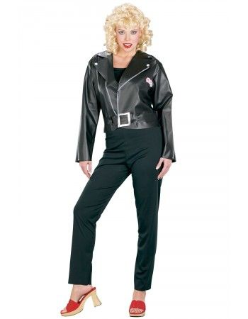 Déguisement Grease Sandy - Déguisement bad sandy rock - Déguisement Olivia Newton-John #grease #sandy #deguisement #costume