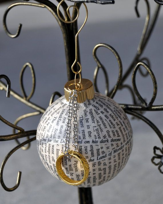Resultado de imagem para tolkien christmas decorations