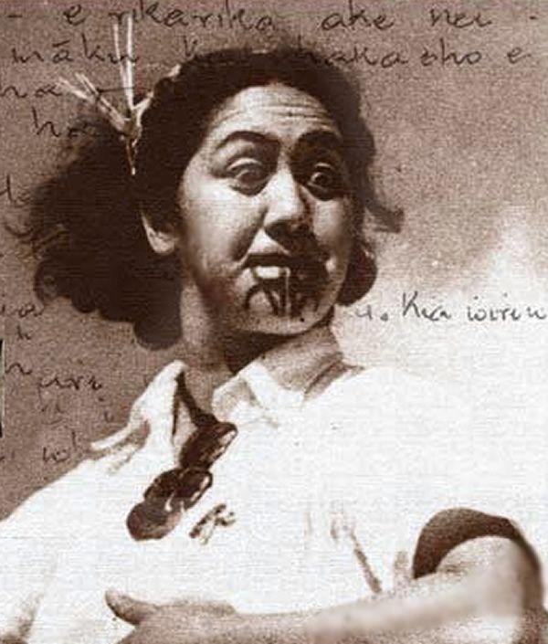 Kohine Ponika – contemporary composer of Māori Waiata (Tūhoe)