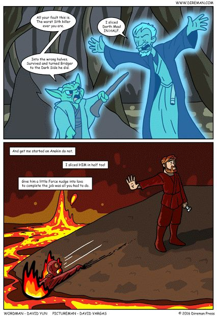 The Worst Sith Killer