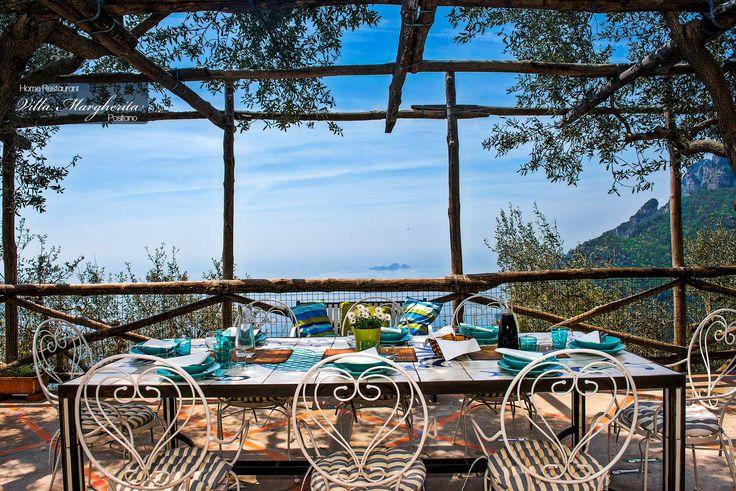 Villa Margherita Home Restaurant Positano
