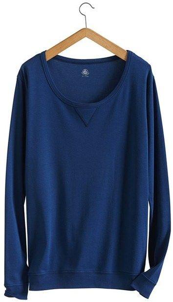 Womens sweatshirt in new cotton