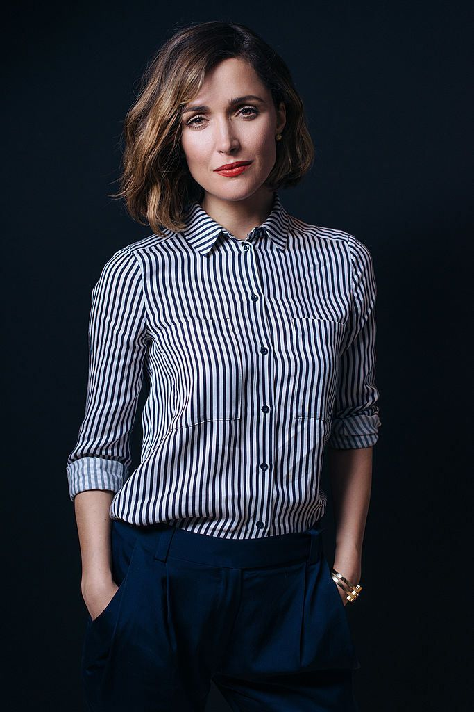 Роуз Бирн — Фотосессия для «Adult Beginners» на «TIFF» 2014 – 7