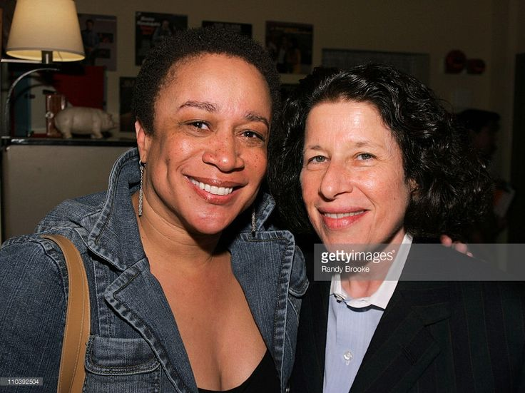 S. Epatha Merkerson and Fran Lebowitz during 'Birdie Blue' Off-Broadway Opening Night - After Party at Spanky's BBQ in New York City, New York, ...