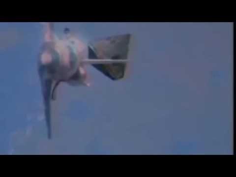 Russos filmam UFO Pirâmide no Espaço - YouTube