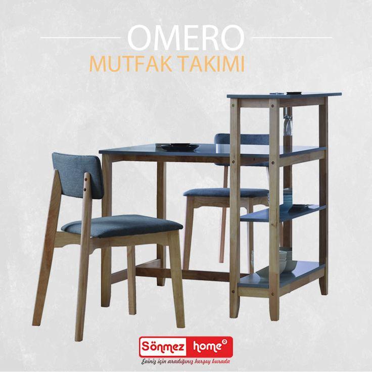 Omero Mutfak Masa Takımı evinize çok yakışacak!  #Modern #Furniture #Omero #Mutfak #Masa #Takımı #Sönmez #Home