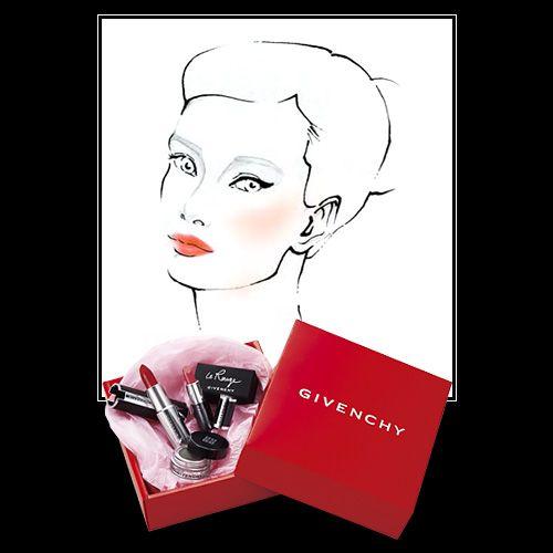 欲しいParfums Givenchyは、映画『マイヤーリング』『麗しのサブリナ』『ローマの休日』にインスパイアされたコスメキット3種を限定発売。