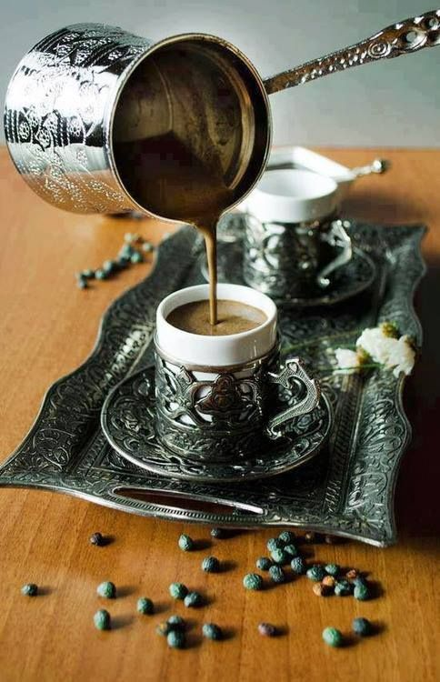 :  Turkish Coffee