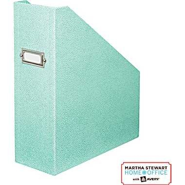 Martha Stewart Home Office With Avery Stack Fit Shagreen