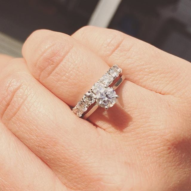 12 best Blue Nile Engagement/Wedding Ring Ideas images on