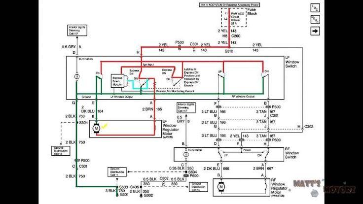 18 Car Window Switch Wiring Diagram Car Diagram Wiringg Net Electrical Wiring Diagram Pontiac Grand Prix Pontiac Grand Prix Gtp