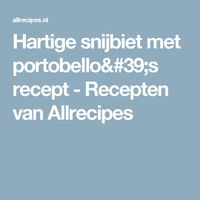 Hartige snijbiet met portobello's recept - Recepten van Allrecipes